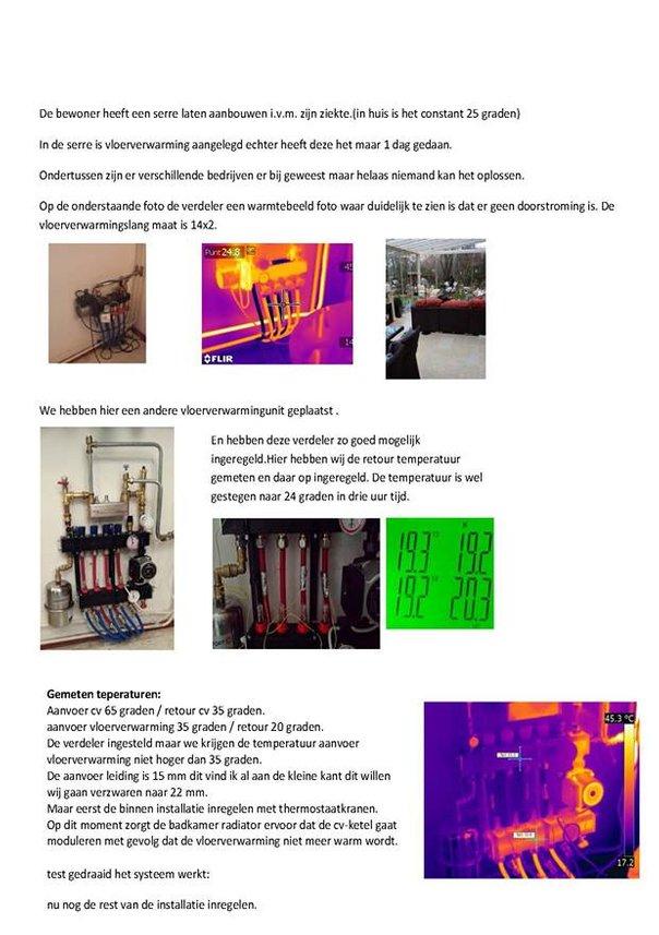 vloerverwarming badkamer wordt niet warm] - 100 images - houten ...
